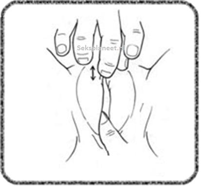 clitoris inwendige stimulatie